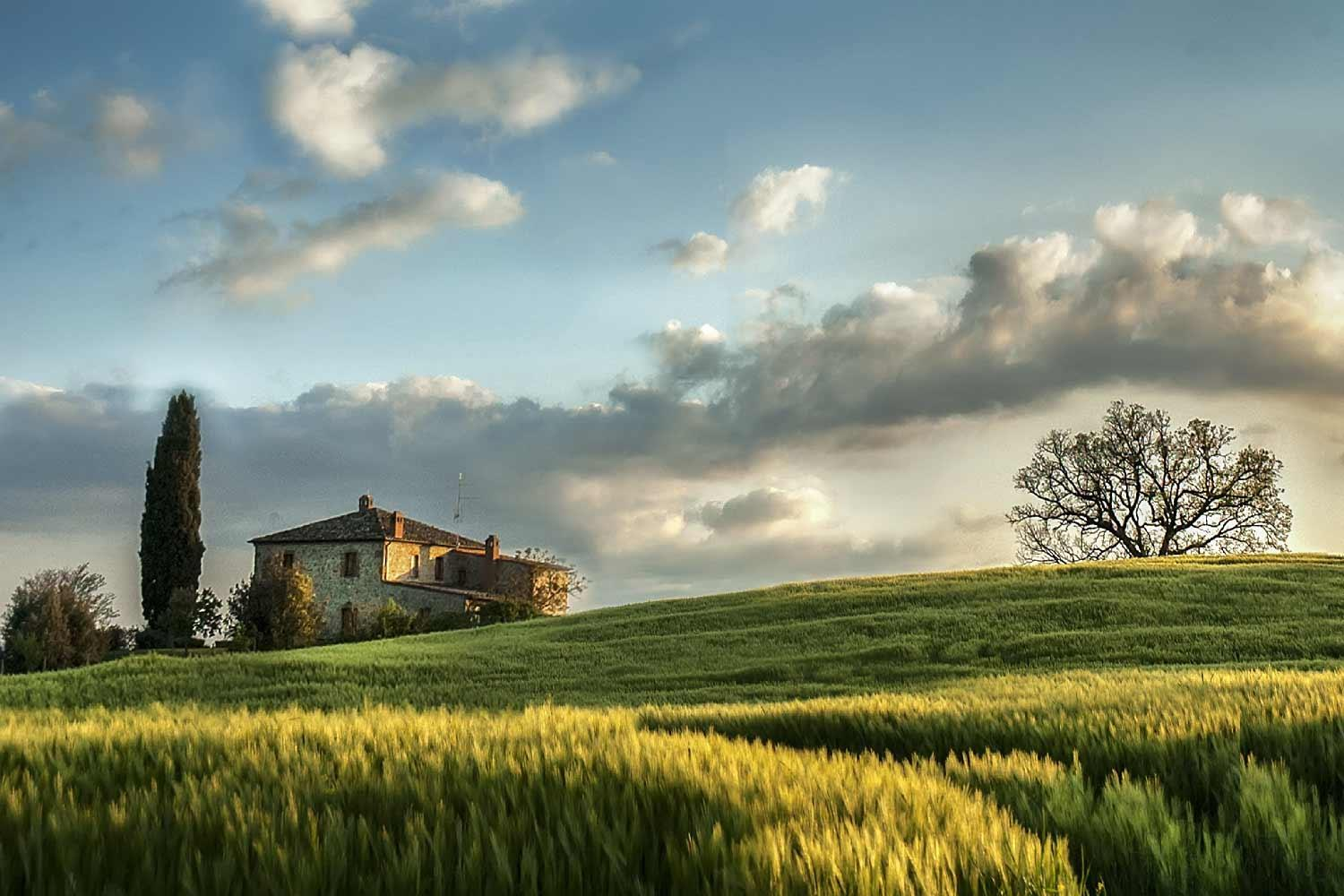 Tuscan Landscapes Photography Val D'Orcia
