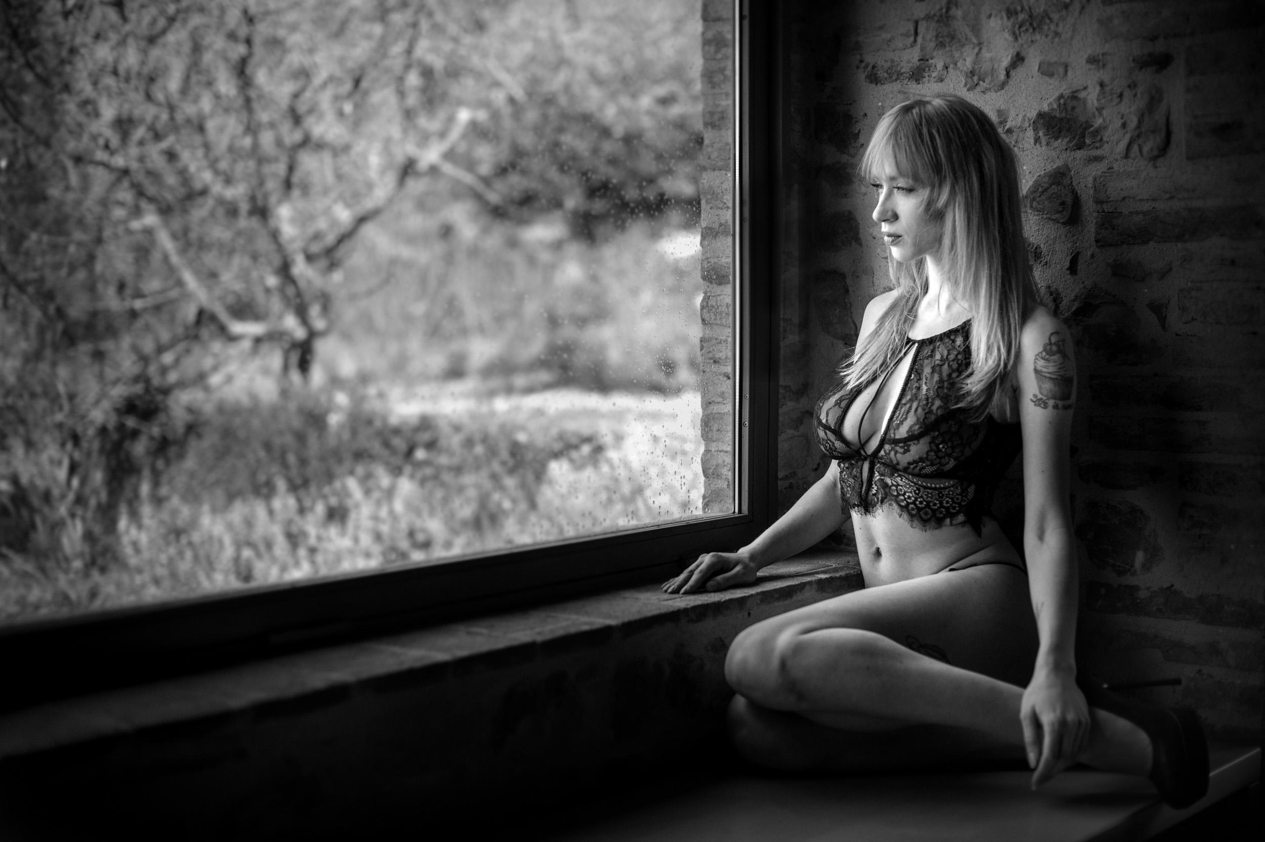 fotografia di nudo artistico e boudoir siena firenze toscana