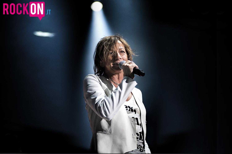Gianna Nannini Live Palamandela Firenze 2015