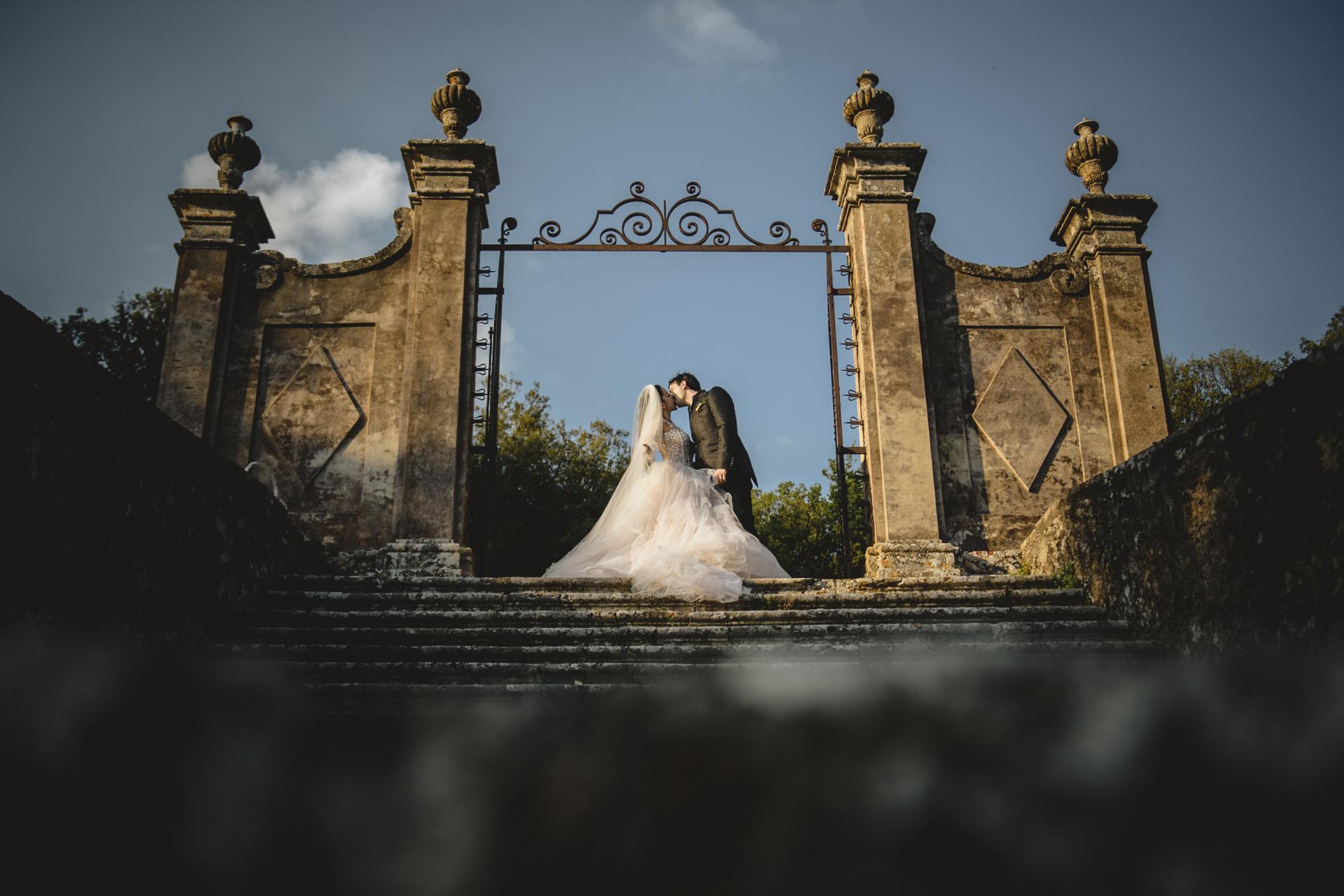 Matrimonio Castello di Celsa Siena Toscana